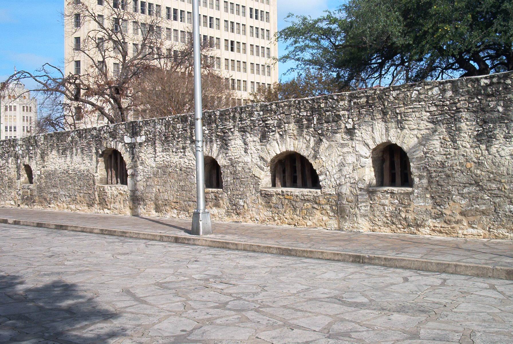 The Alamo ..San Antonio, Texas
